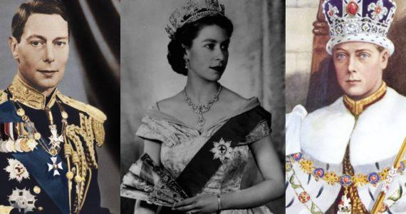 linaje reina Isabel II