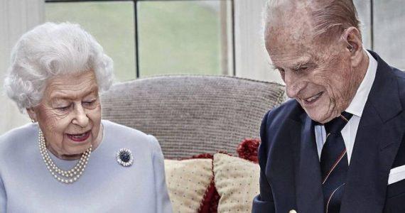 regalos Reina Isabel II
