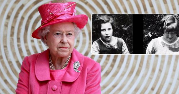 Primas reina Isabel II
