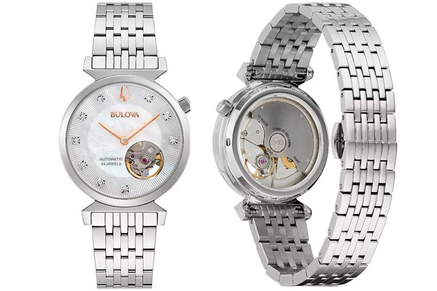 Regatta de Bulova, una elegante inspiración en los relojes vintage