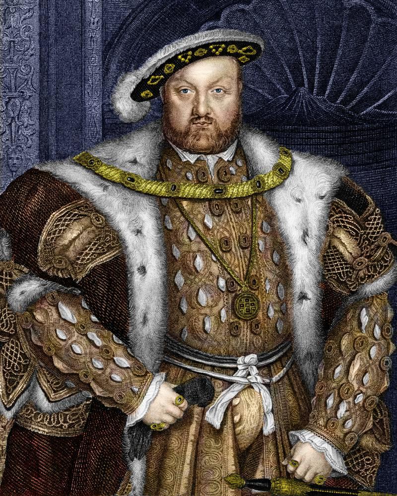 Rey Enrique de Inglaterra