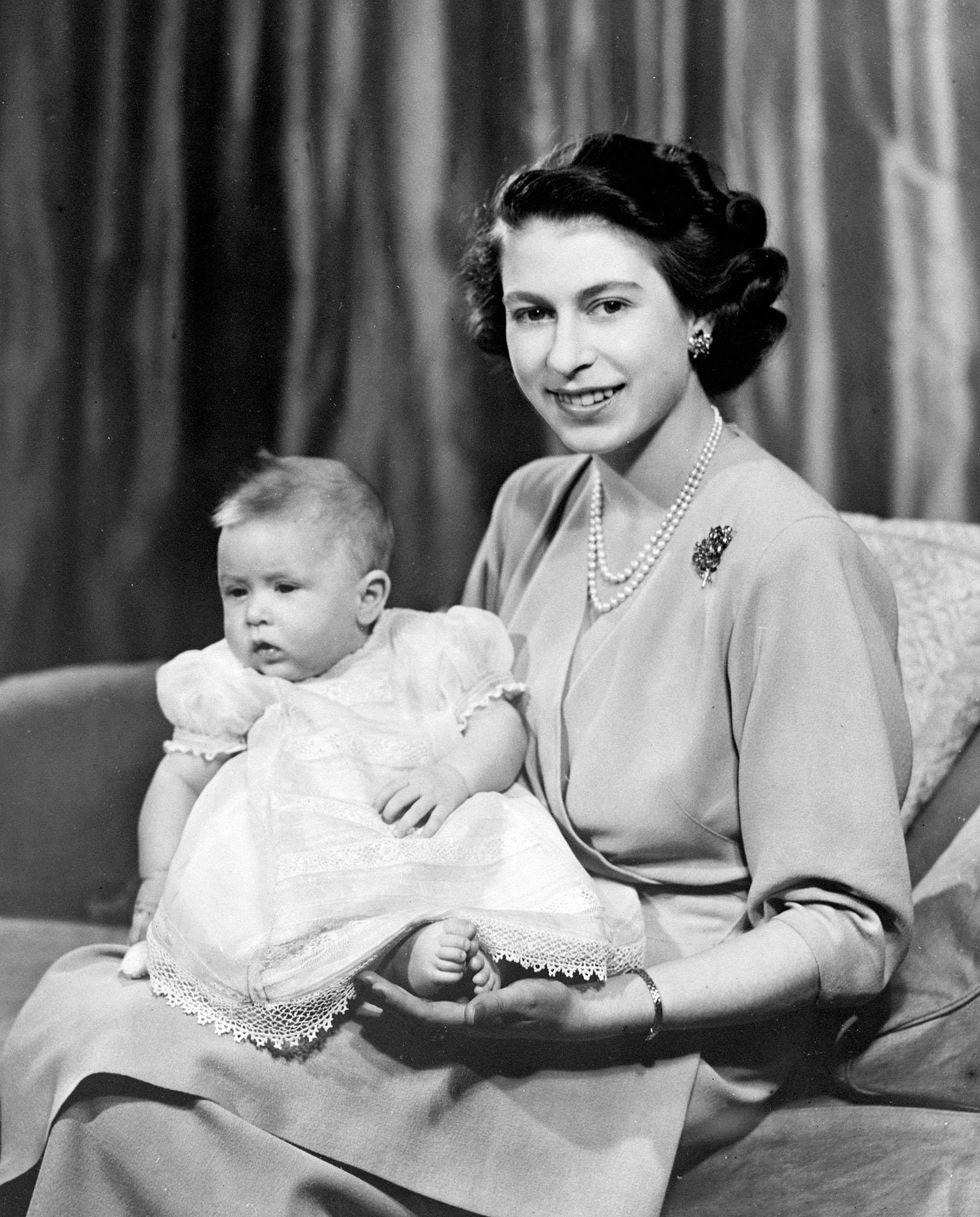 bebés de la realeza
