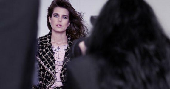 Chanel Carlota Casiraghi Campaña