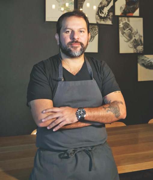 Damian nuevo restaurante de Olvera
