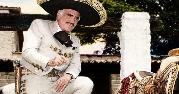 nuevo álbum de Vicente Fernández