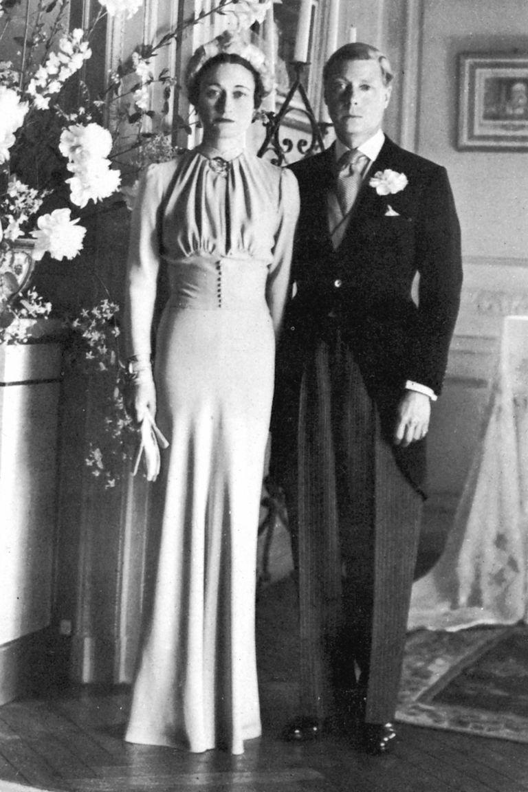 Wallis Simpson and the Duke of Windsor