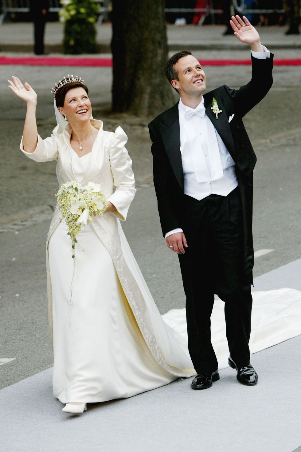 Princess Martha-Louise & Ari Behn of Norway
