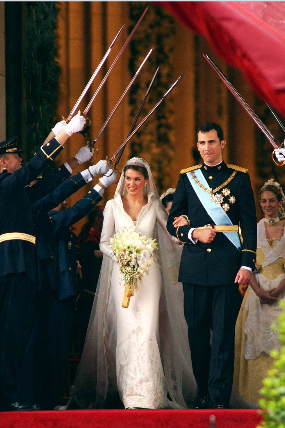 King Felipe & Queen Letizia Ortiz of Spain