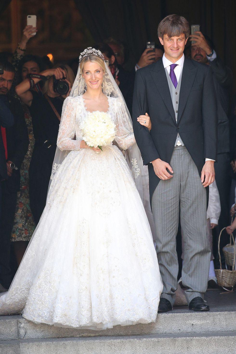 Prince Ernst August Jr. & Ekaterina Malysheva