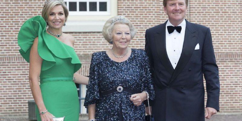 Visitas de la realeza a México Reina Beatriz