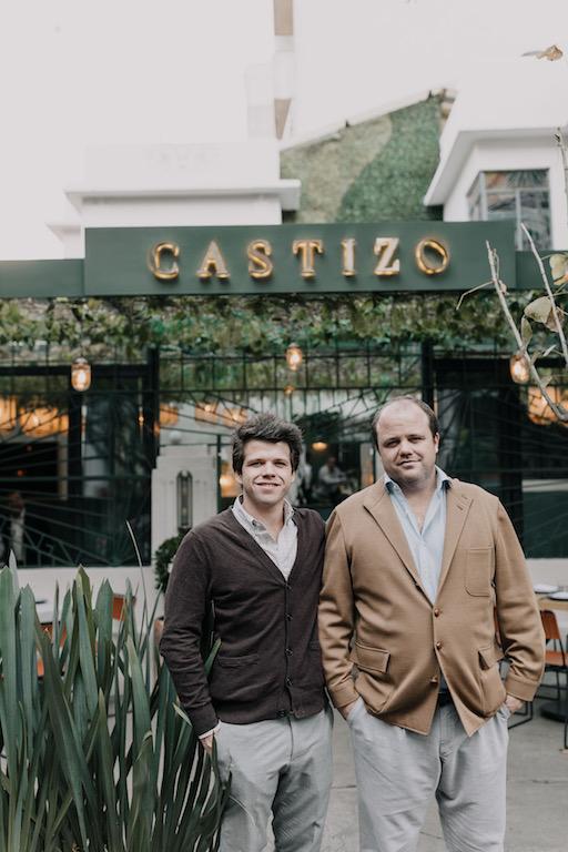 Restauranteros de la CDMX - Diego Arrechea