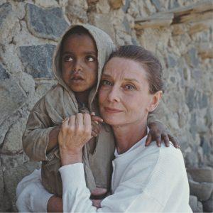 Obras de beneficiencia de Audrey Hepburn