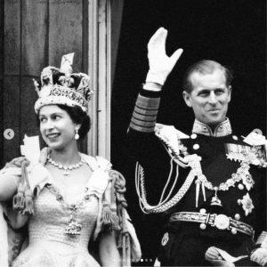 Boda real de La Reina Isabel y Felipe de Edimburgo