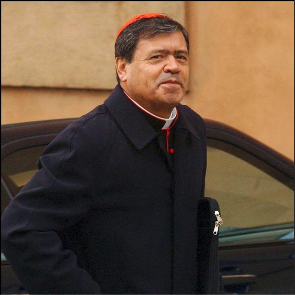 Cardenal Norberto Rivera Carrera