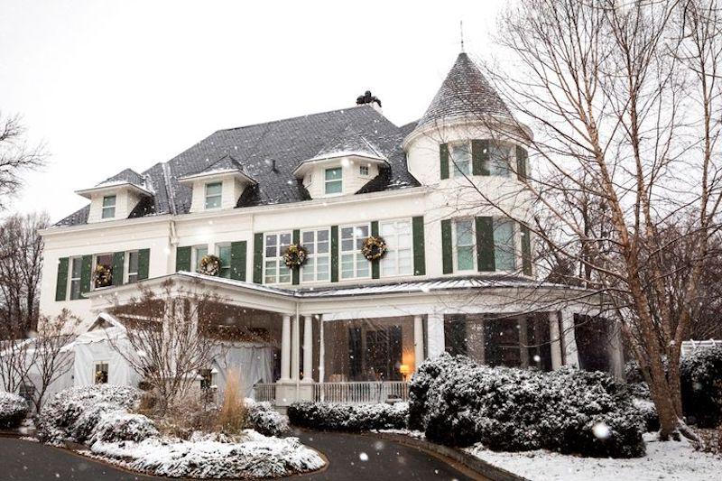 Casa de Kamala Harris en DC