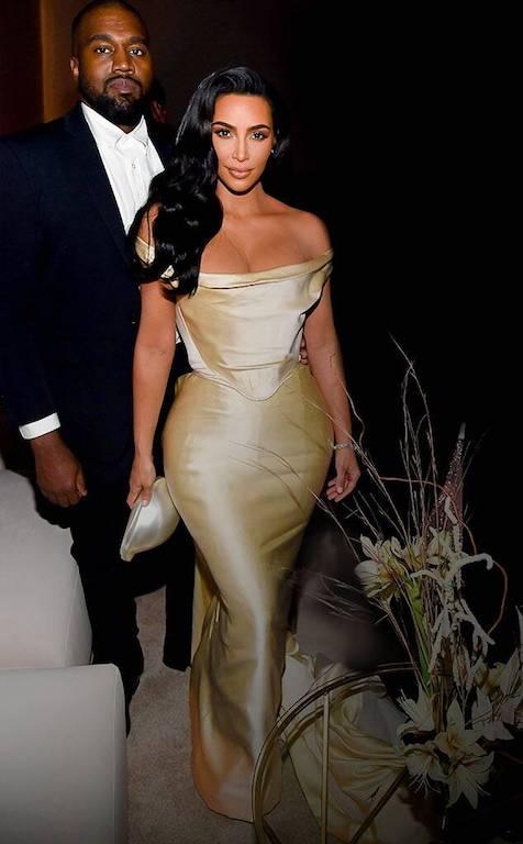 Kim y Kanye West P.Diddy