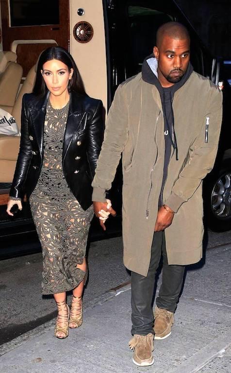 Kim Kardashian y Kanye West Vogue