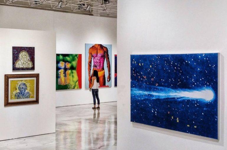 galerías de artistas mexicanos
