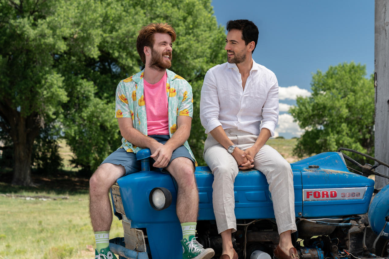 Half Brothers De Luis Gerardo Mendez Entrevista Con El Actor Y Productor