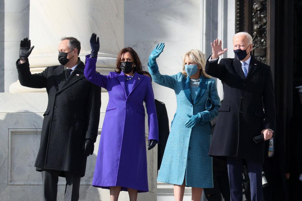 inauguración biden harris