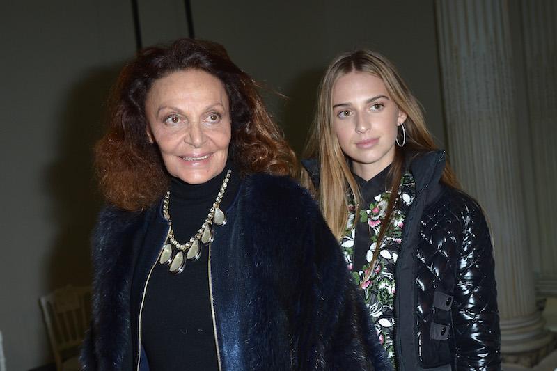 Talita von Fürstenberg y Diane von Fürstenberg