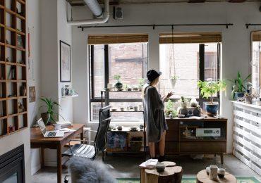 Decoración casa energía positiva