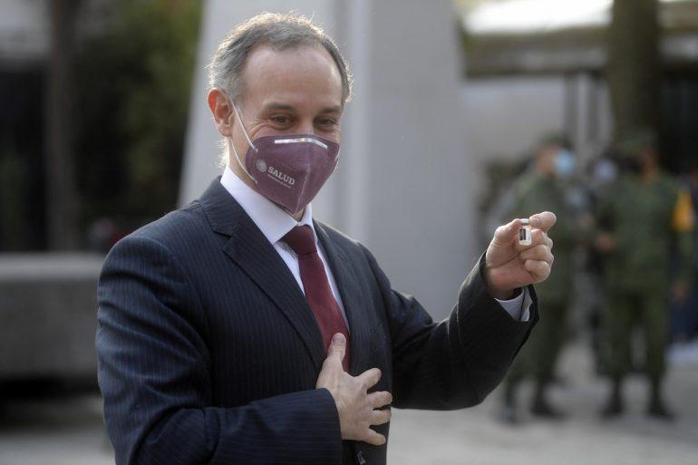 Hugo López-Gatell Positivo Coronavirus