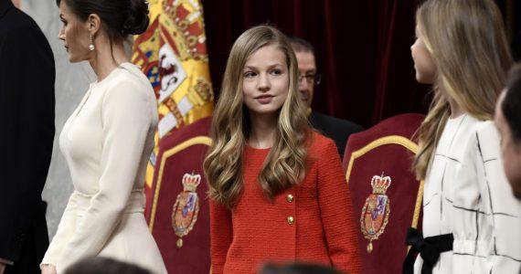 Fotos de la Princesa Leonor de Borbón