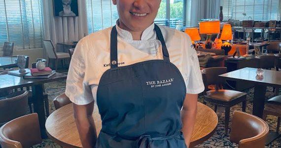 Chef Karla Hoyos