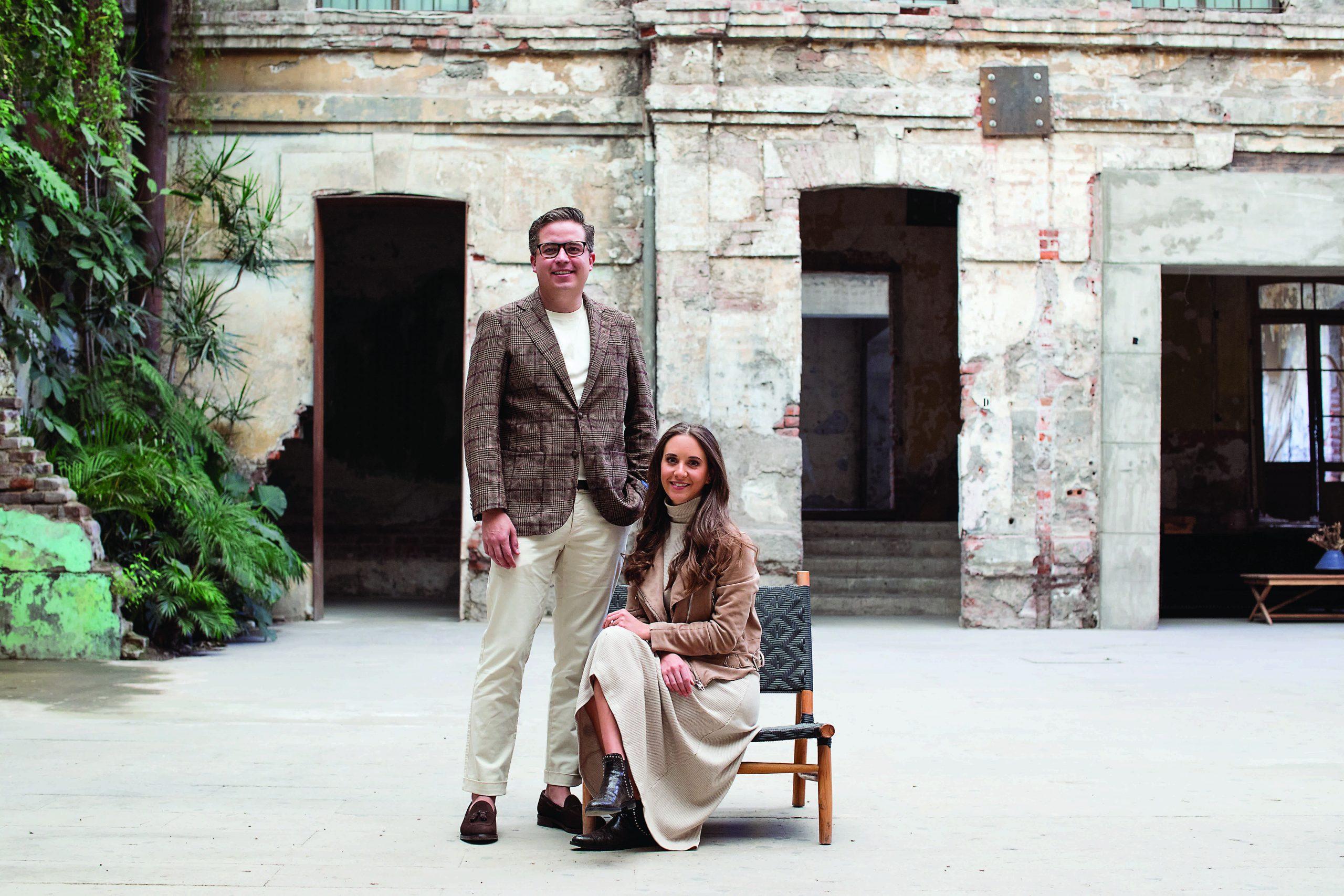 ALEJANDRO LIMÓN Y MARÍA JOSÉ FERNÁNDEZ