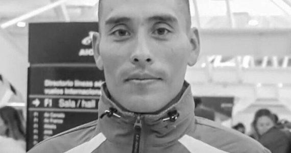 Carlos Sánchez marchista olímpico mexicano
