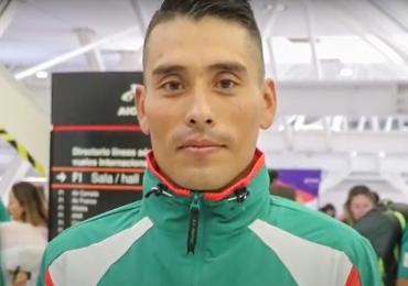 Carlos Sánchez marchista mexicano en Tokio 2020