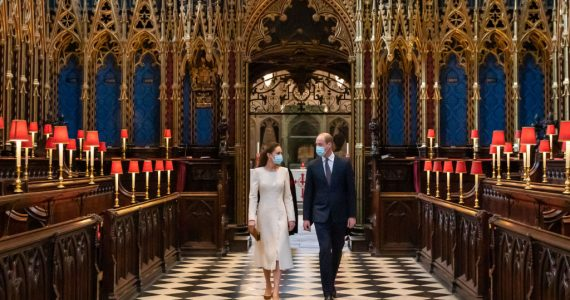 kate middleton príncipe william westminster