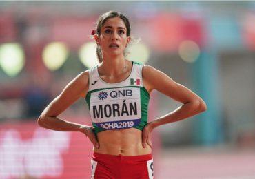 Paola Morán atletismo (Juegos Olímpicos de Tokio 2020))