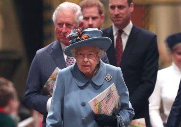 Respuesta de la reina a Meghan y Harry