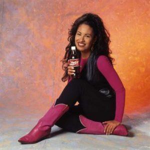 biografía de Selena Quintanilla