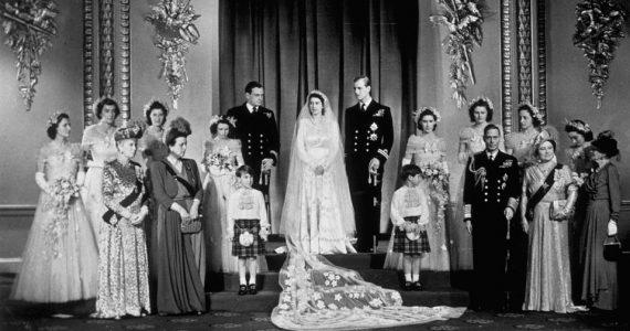 vestido novia reina isabel