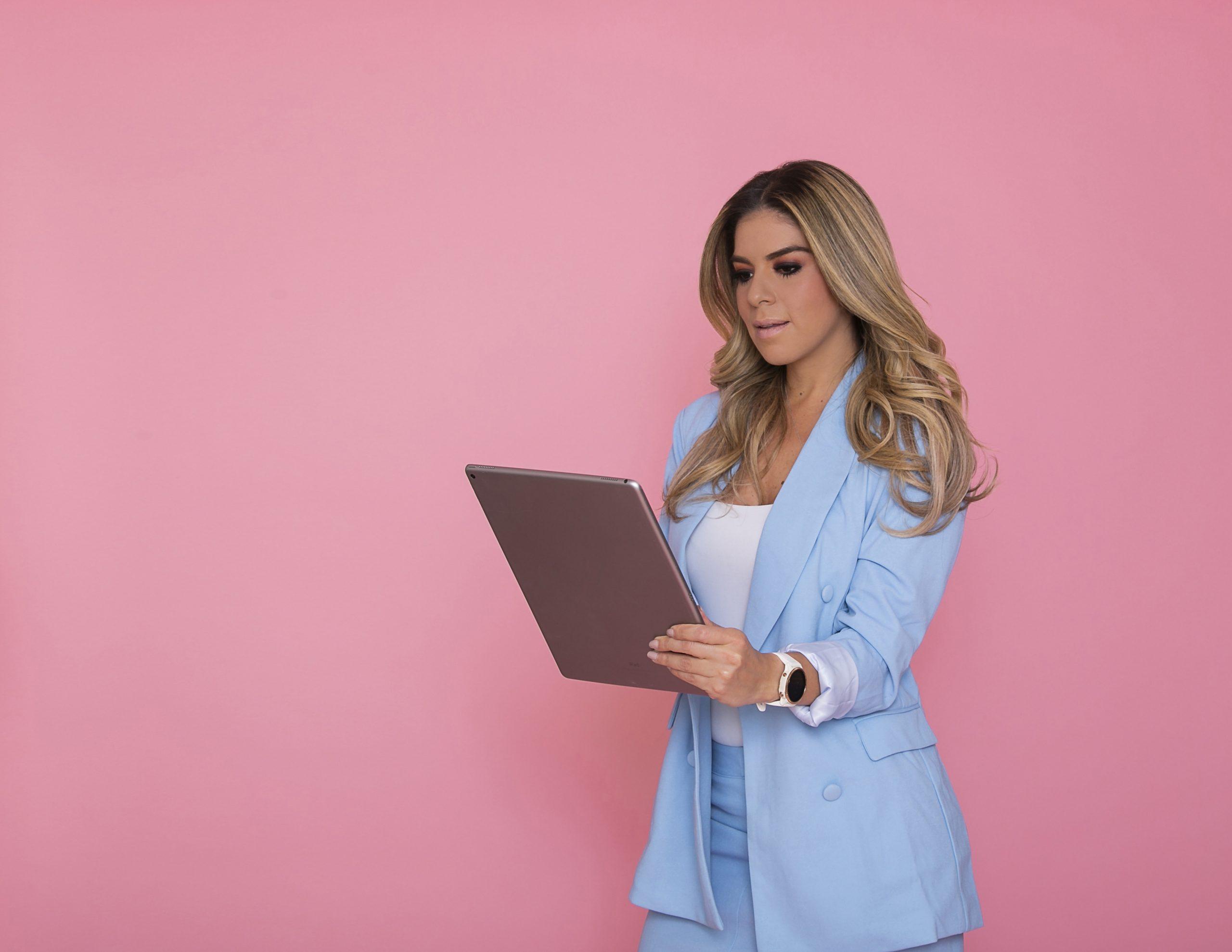Fabiola Ortiz empresaria