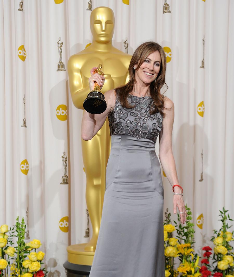 Kathryn Bigelow Mujeres que han hecho historia en los Oscar