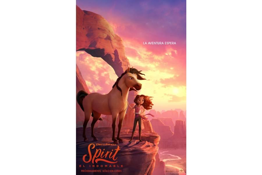 Spirit el indomable