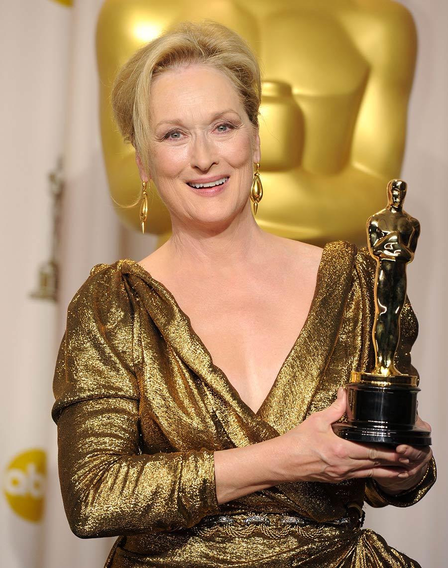 Meryl-Streep-Mujeres que han hecho historia en los Oscar