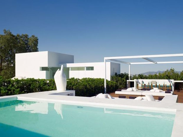 Casas de los más ricos México Casa Blanca