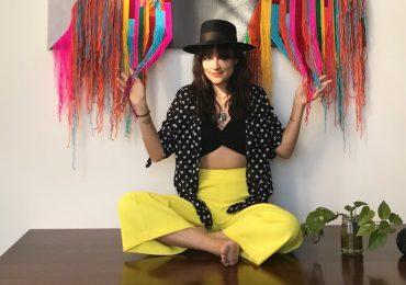 Diseñadora Mexicana Oscar 2021 Victoria Villasana