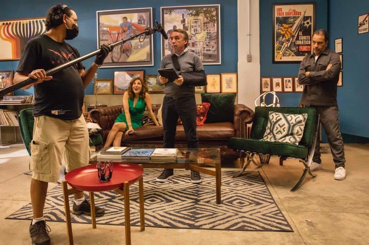 Emilio Azcárraga Jean en 40 y 20 episodio