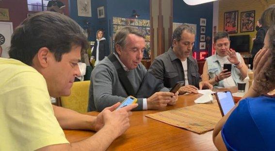 Emilio Azcárraga Jean en 40 y 20 Lectura
