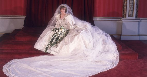 Exposición Vestido Novia Diana