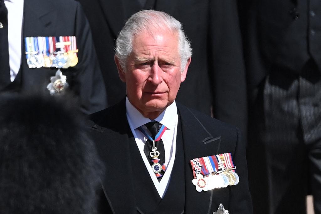Funeral de Felipe de Edimburgo Carlos