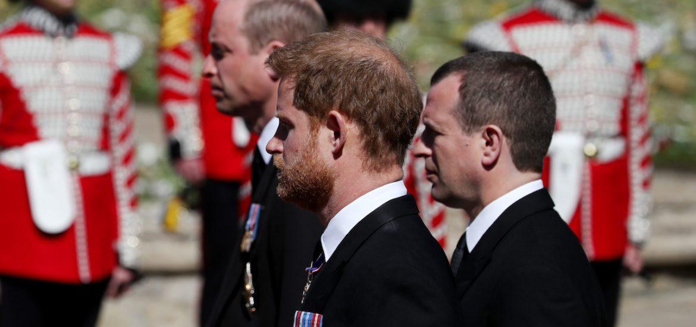 Funeral Felipe de Edimburgo Fotografías Harry William