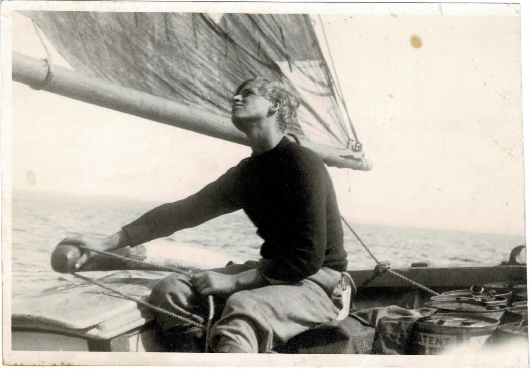Funeral Felipe de Edimburgo navegando