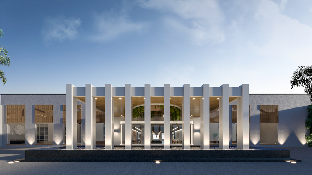 Hyatt Ziva Riviera Cancún instalaciones